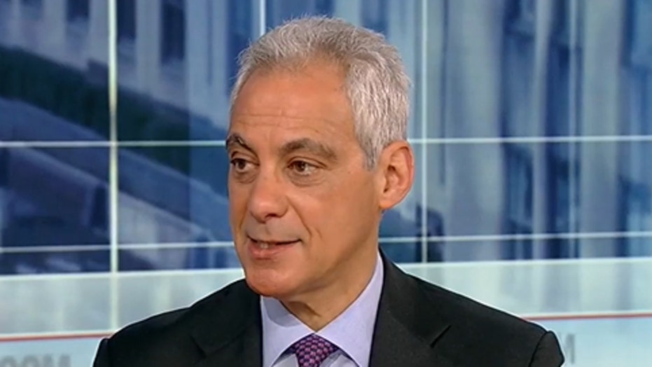 Rahm Emanuel: Makes no sense to throw out 'winning' Democrat playbook