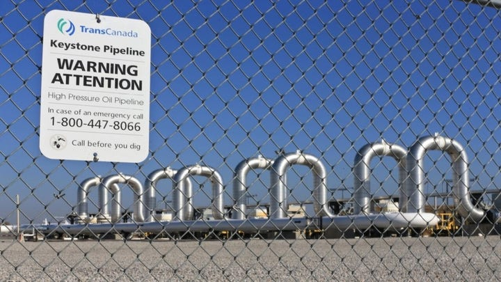 Gov. Gianforte: Keystone XL Pipeline is 'lifeline' for rural Montana