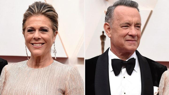 Tom Hanks, wife Rita Wilson test positive for the coronavirus