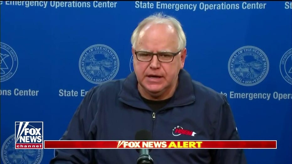 Minnesota Gov. Walz plans to extend coronavirus emergency as state reaches all-time high 38% infection rate