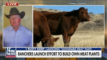 Ranchers begin effort to build meat plants amid feud with meat packers