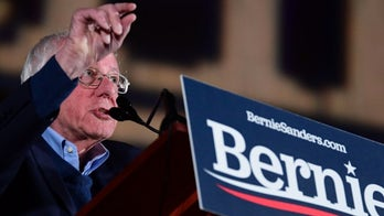 Bernie Sanders' big Nevada win puts socialist senator in driver's seat as others scramble