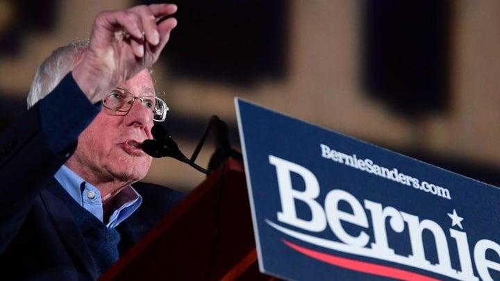 Fox News projects that Sen. Bernie Sanders will win the Nevada caucuses