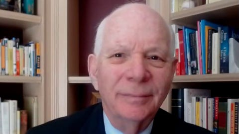 Sen. Cardin: 'We really do need comprehensive immigration reform'