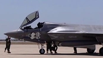 Trump administration's proposed F-35 sale to UAE hits snag