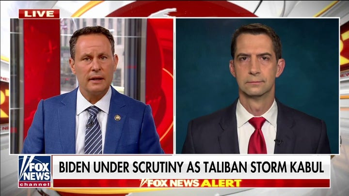 Su. Cotton on Afghanistan falling to the Taliban