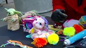 117th Toy Fair kicks off in New York City