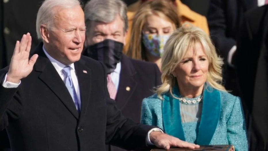 CNN exec roasted for declaring Biden's inauguration fireworks 'inspire our friends and shake our foes'
