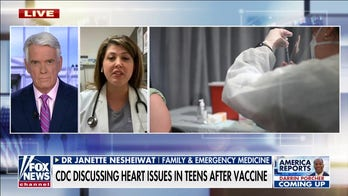 """Dr. Janette Nesheiwat: Continuing to encourage vaccinations is """"important right now"""""""