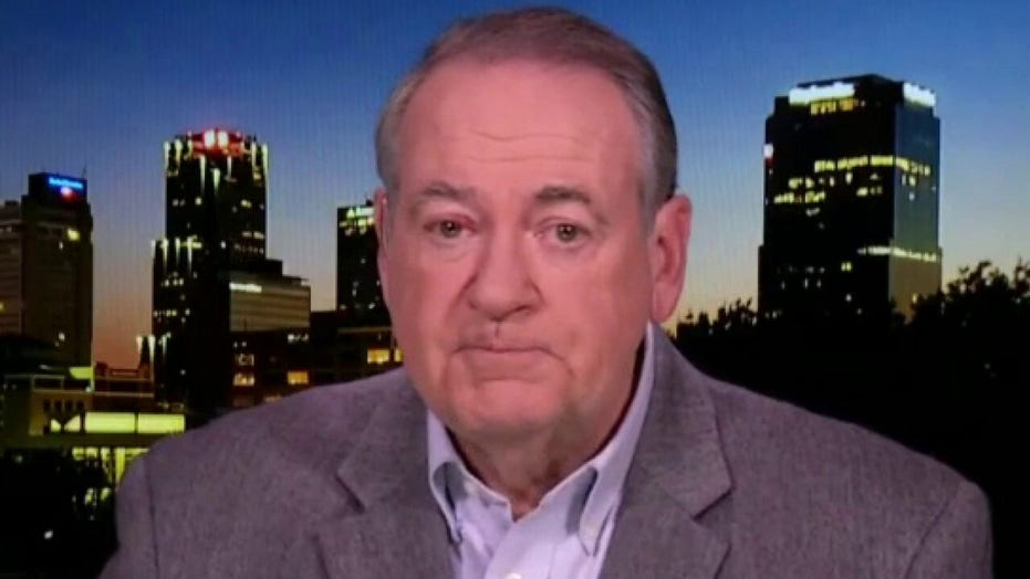 Huckabee says 'cloud' will be over Biden presidency if election fraud isn't fully investigated