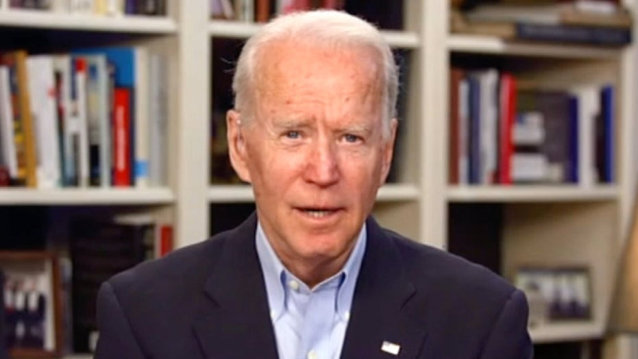 Biden on potentially working with Trump on coronavirus response