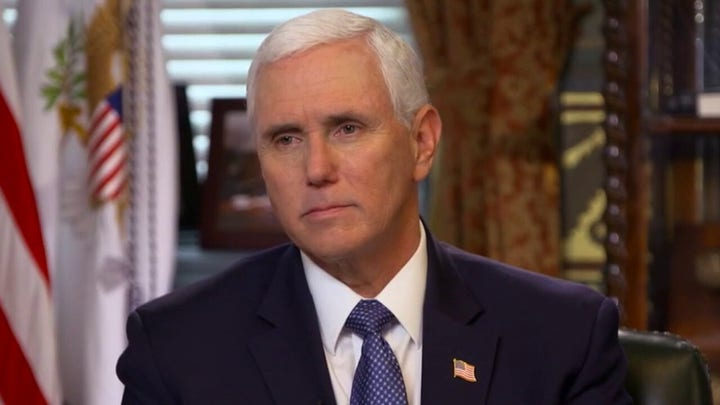 Pence on coronavirus: There's challenges and heartache ahead but America is up to the task