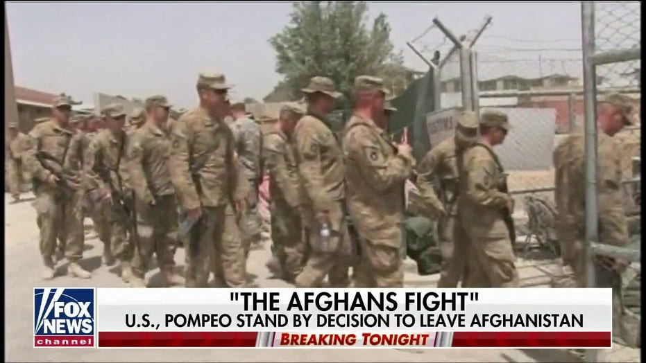 Taliban capture 6 Afghan cities, in areas where US airstrikes are rare