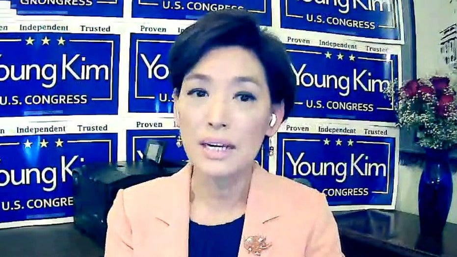 GOP congresswoman-elect Young Kim says Californians frustrated by lockdown orders