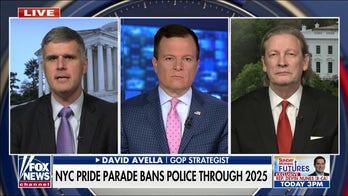 NYC Pride Parade bans police through 2025