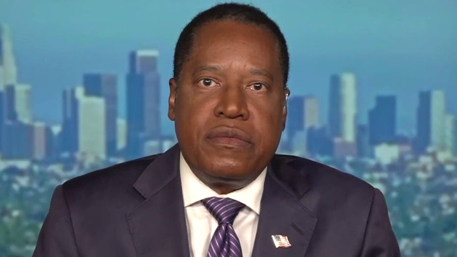 Larry Elder says he's confident there 'won't be any question' California's giving Newsom the boot
