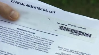 Return to sender: DC voters are being sent mail-in ballots for ex-residents
