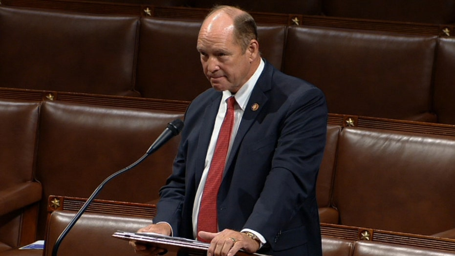 Rep. Yoho apologizes on House floor for derogatory slur directed at AOC after angry confrontation