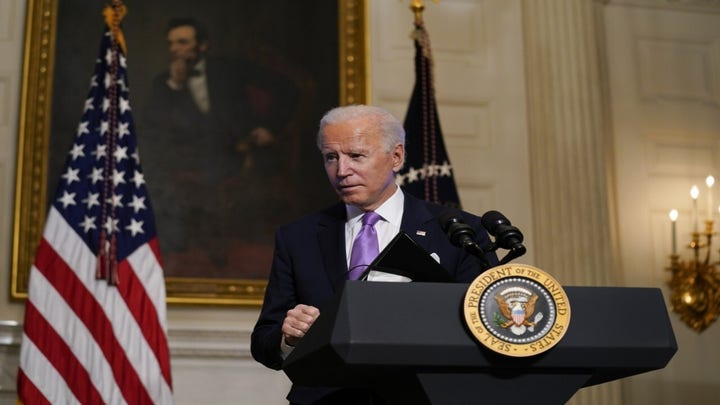 Concha: Biden ducking question about Putin call was 'illusive and telling'
