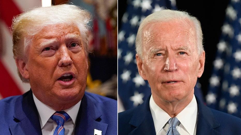 Trump, Biden campaigns see big fundraising surge as 2020 race heats up