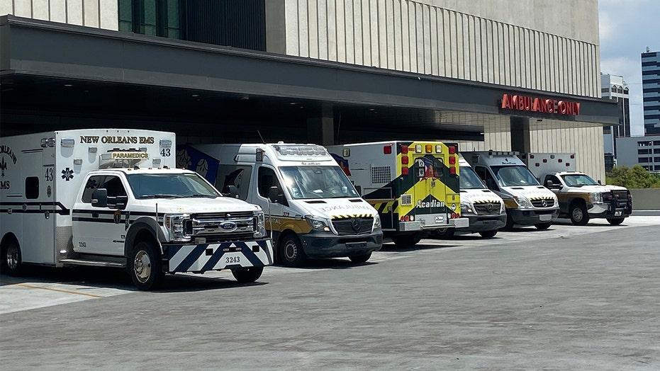 Louisiana hospitals prepare for surge of COVID-19 patients