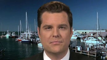 Rep. Gaetz on voting to curb Trump鈥檚 Iran war powers