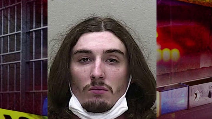 Florida man drives car into church, sets building on fire with parishioners inside