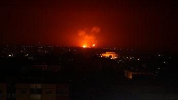 Israel, Hezbollah trade fire in 'security incident' near Lebanese border