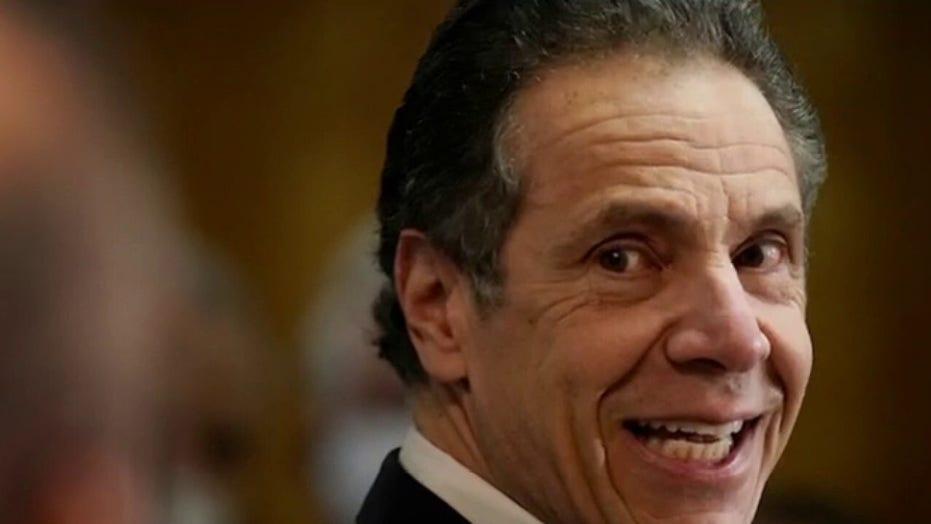 Gov. Cuomo's hypocrisy is a 'national embarassment': Democratic state senator