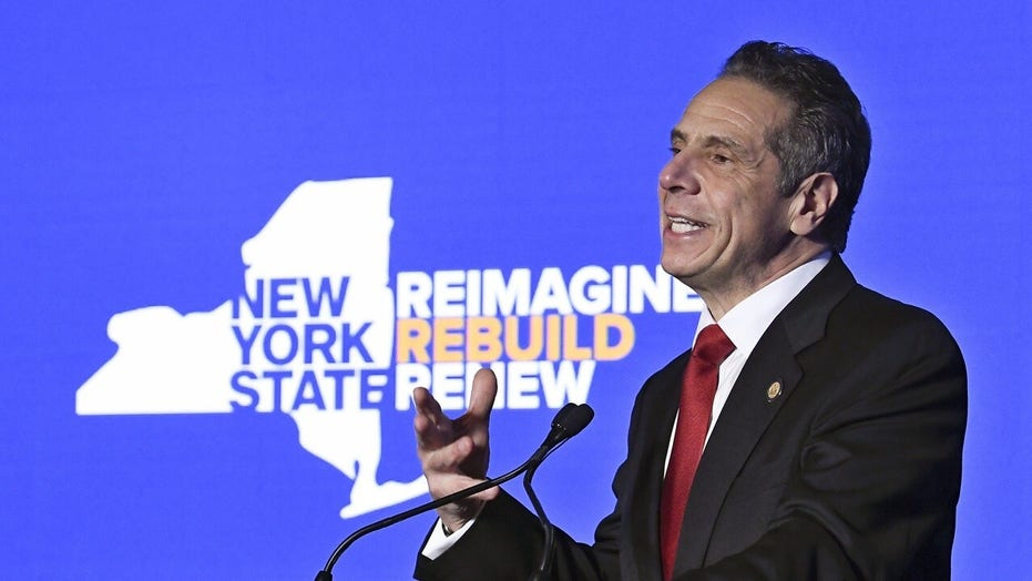 Cuomo decries 'assault on New York taxpayers' as governor plans $  306B in new infrastructure developments