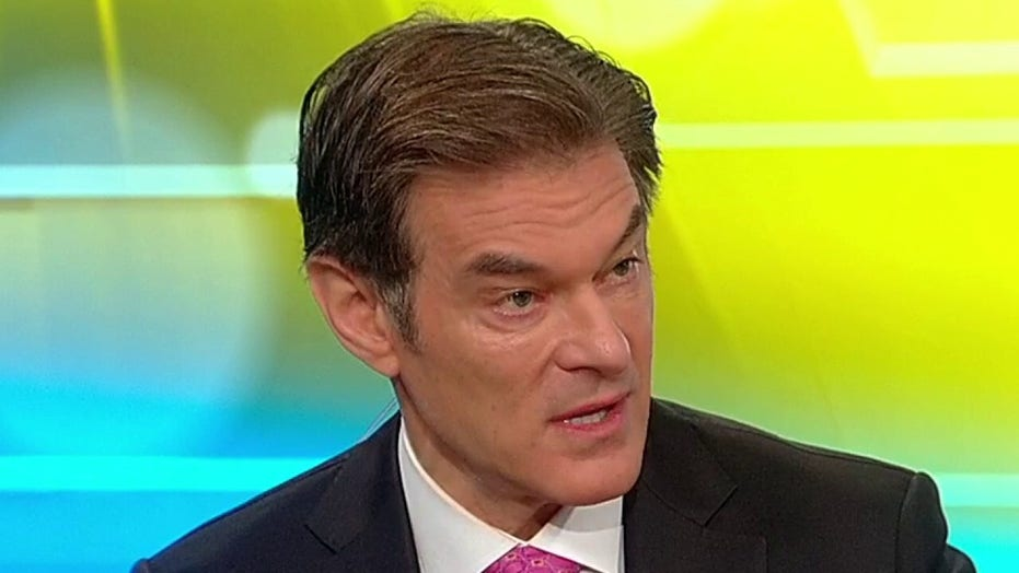 Dr. Oz: Public safety initiatives take 2 weeks to be effective, hope to see case numbers decrease