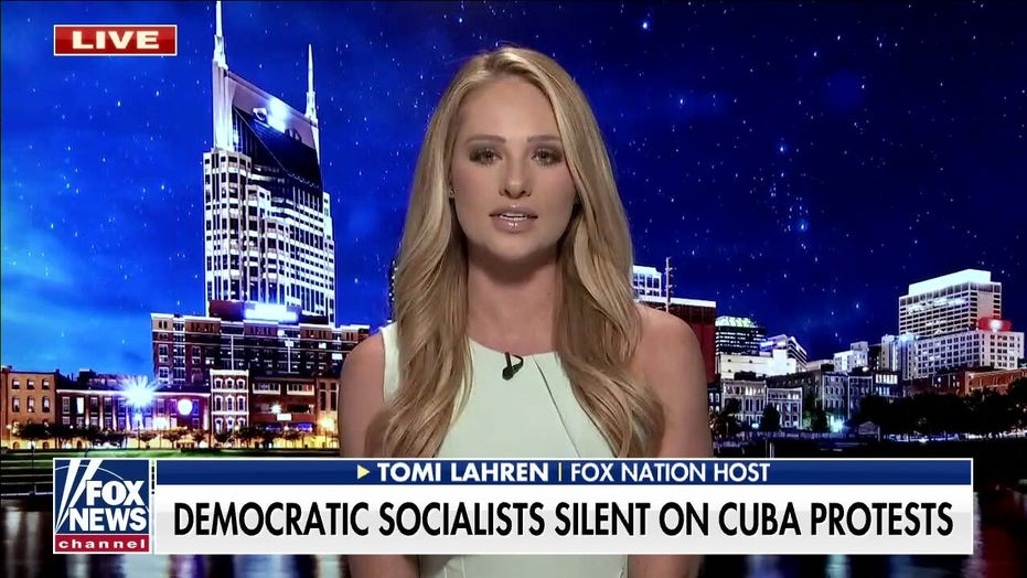 Tomi Lahren: Cuban-Americans understand what freedom means, but Dems 'don't want to hear it'