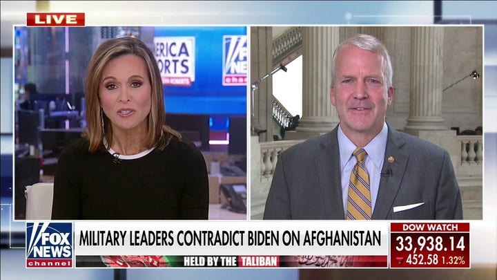 Sen. Dan Sullivan slams Afghanistan withdrawal as 'foreign policy fiasco,' demands accountability from executive branch