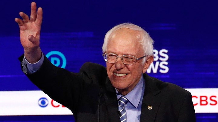 Sanders given a pass for not releasing medical records after heart attack