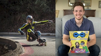 From the World Skateboarding Circuit to CEO of a growing toy company