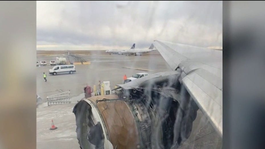 United engine fire grounds Boeing again – this time it's the 777 jetliner