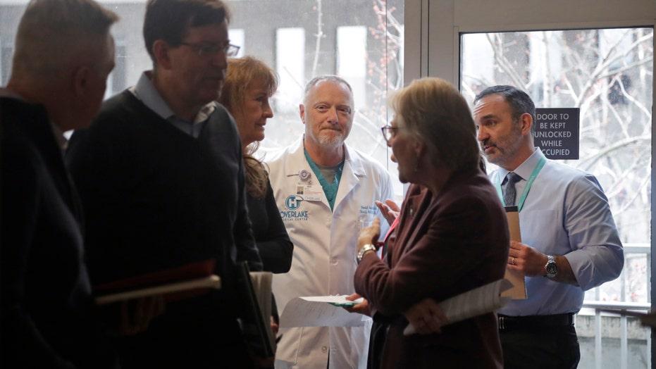 Coronavirus kills 2nd person in Washington state