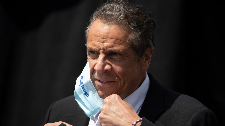 Trump renews Cuomo feud: 'One of the WORST governors'