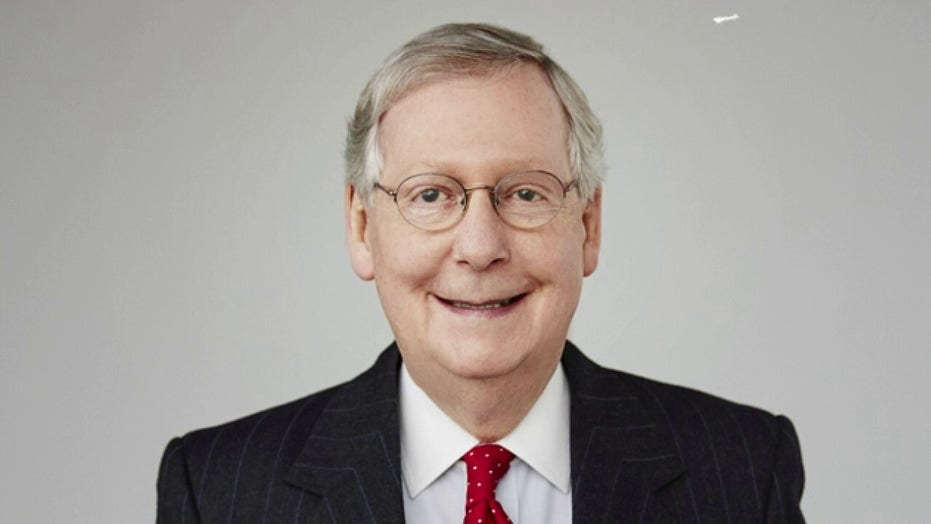 McConnell: I wish Nancy Pelosi would turn off political talking points