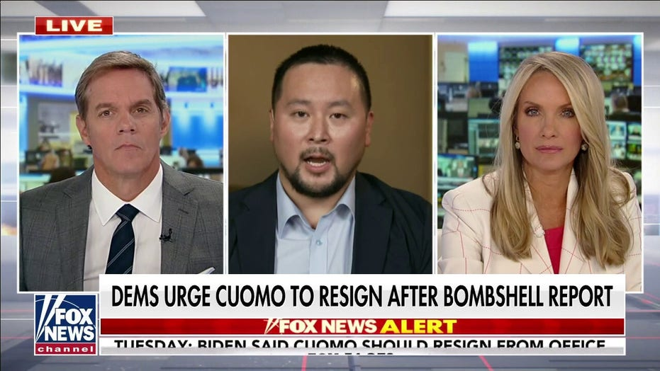 Democrat assemblyman slams Cuomo's defense against sexual harassment findings: 'Gaslighting at its best'