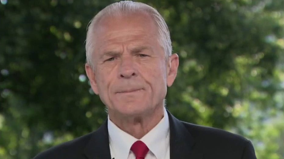 Peter Navarro: 'Chinese Communist Party needs to come clean about coronavirus'