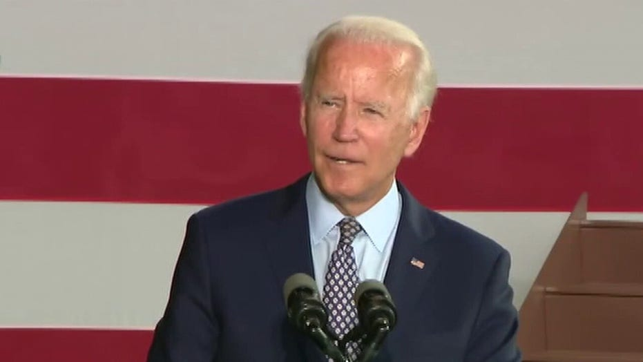 Biden calls for $2T clean energy investment with 100 percent clean electricity standard by 2035