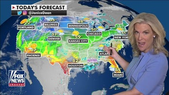 National weather forecast: Winter weather hangs on in the West
