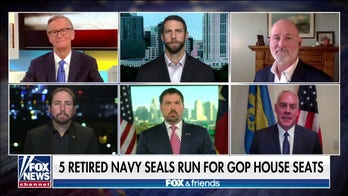 Five retired Navy SEALs running for Congress: 'America certainly can be fixed'