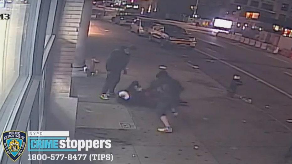 New York City man brutally beaten outside of 7-Eleven, robbed of bike