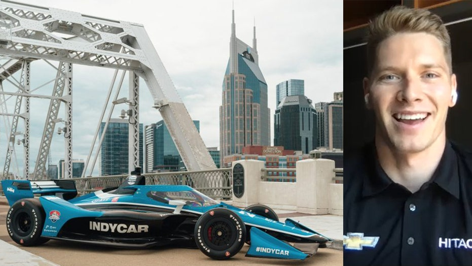 Nashville-born Indycar champ Josef Newgarden previews 'surreal' Music City Grand Prix with tips for tourists
