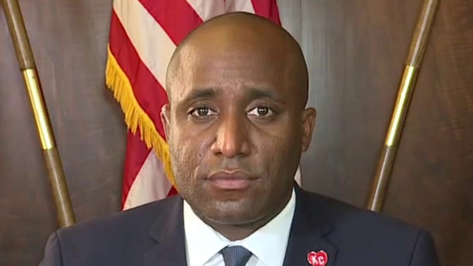 Kansas City Mayor Quinton Lucas on role federal government should play as violence spikes in major cites