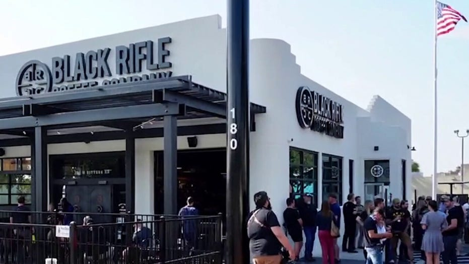 Veteran-owned Black Rifle Coffee Company pledges $250,000 for Barstool Fund to help small businesses