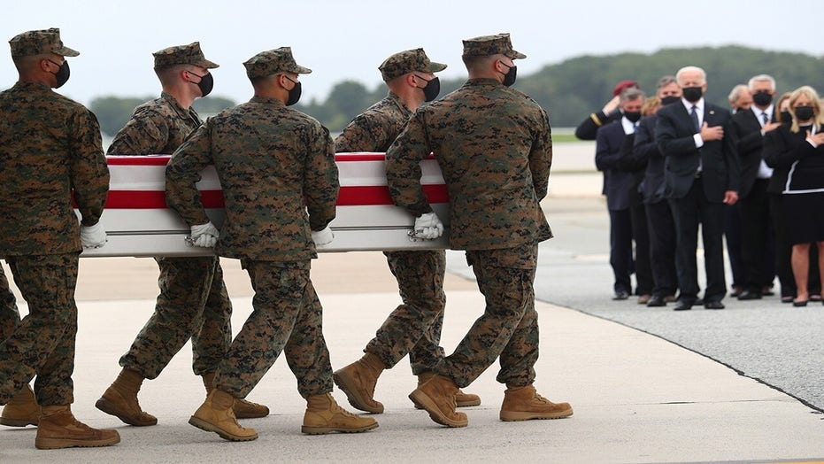 Gold Star families respond to Kabul terror attack