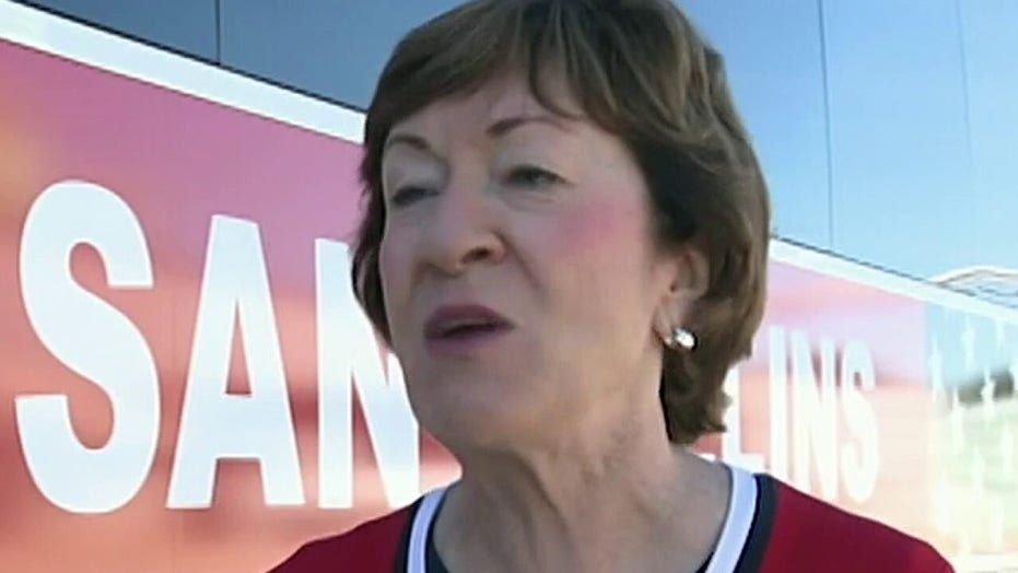 Sen. Susan Collins in tough fight for reelection